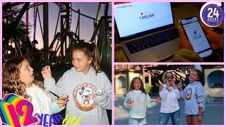 12 YEAR OLD IN CHARGE FOR 24 HOURS * ONE MILLION SUBSCRIBERS * | SISTER FOREVER