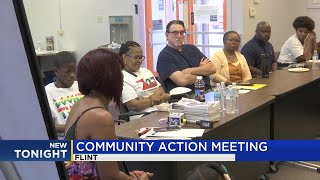Community action meeting