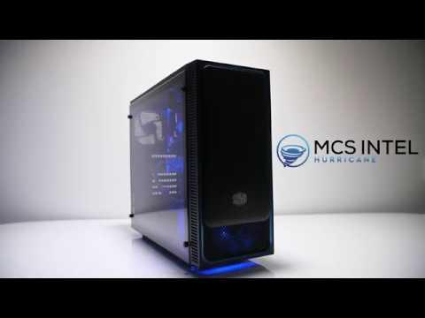 Win A Gaming Pc! Mcs Intel Hurricane - Rtx 2060 Super, I5-9400f, 16gb Ram, 240gb Ssd