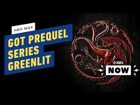 Game of Thrones Prequel Series 'House of the Dragon' Coming to HBO - IGN Now - UCKy1dAqELo0zrOtPkf0eTMw