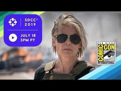 San Diego Comic Con 2019: Terminator Dark Fate, My Hero Academia & More! - IGN Live (Day 1) - UCKy1dAqELo0zrOtPkf0eTMw