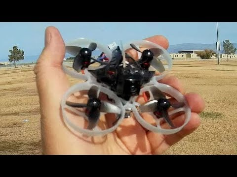 Happymodel Mobula7 Fast Brushless 2S Whoop Flight Test Review - default