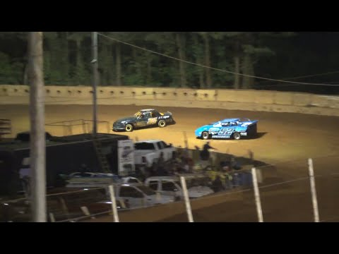 Stock 4a at Winder Barrow Speedway May 1st 2021 - dirt track racing video image