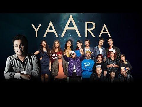 YAARA LYRICS - Jammin'   AR Rahman   Sanam   Arjun Kanungo