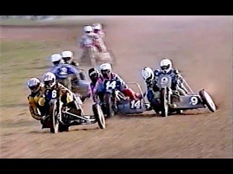 1998 INTER CENTRE TEAM GRASSTRACK CHAMPIONSHIPS - dirt track racing video image