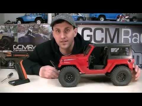 Scale Garage Rig Review - JK 2dr Skeleton J2 Build - gcmracing1