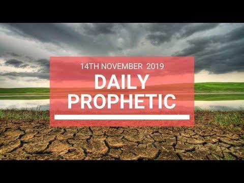 Daily Prophetic 14 November Word 6