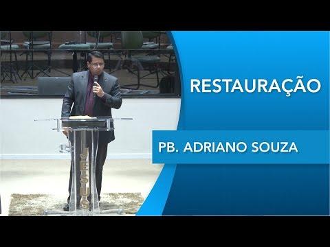 Pb. Adriano Souza   Deus cuida de ti   Salmos 91.1   31 10 2019
