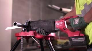 Akuotssaag Milwaukee M18 ONESX-0x - ilma aku ja laadijata