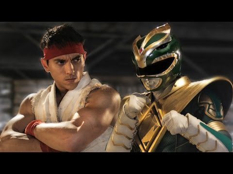 GREEN RANGER vs RYU - Super Power Beat Down (Episode 15) - UCZQPsy92dpejcCJfZDbp__Q