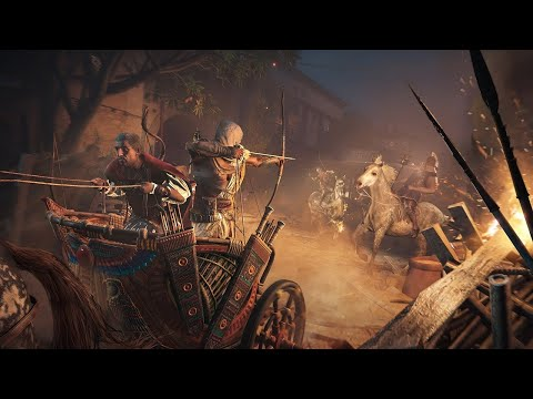 Assassin's Creed Origins: Building the Series' Biggest World Yet - UCKy1dAqELo0zrOtPkf0eTMw