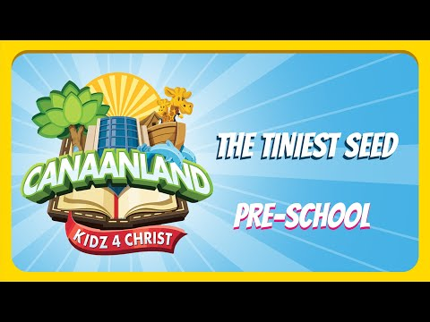 Children's Church Preschool - March 21, 2021