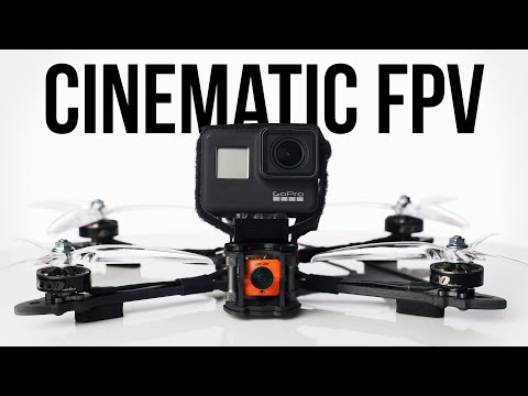 Flying a Cinematic FPV Drone - How hard could it be? - UCvFer9Lybac1e4fAmtF1XSA