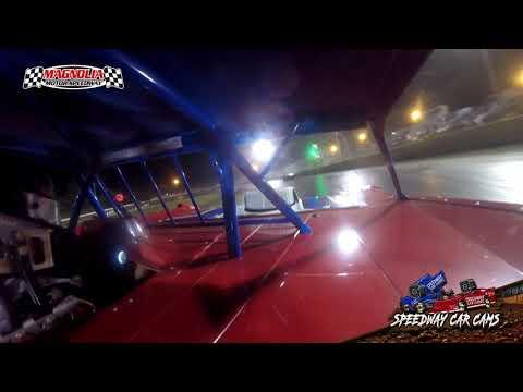 #327 Jamie Tollison - 604 Crate Late Model - Magnolia Motor Speedway 5-30-21 - dirt track racing video image