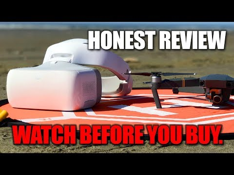DJI Goggles - What other reviewers are not telling you! - HONEST REVIEW - UCwojJxGQ0SNeVV09mKlnonA