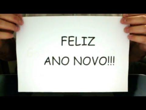 Feliz 2014! A mais linda mensagem de Ano Novo