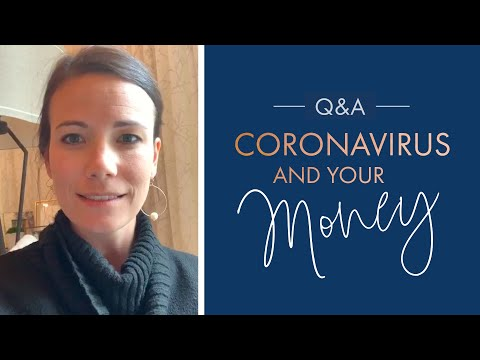 Coronavirus and Your Money  March 23 Q&A