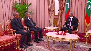 President appoints Chancellors for Maldives National University and Islamic University of Maldives