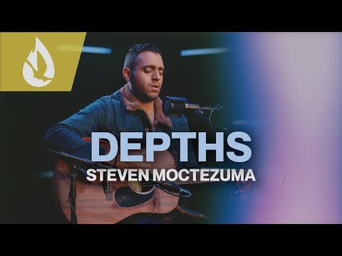 Depths (by Hillsong Worship)  Acoustic Worship Cover by Steven Moctezuma
