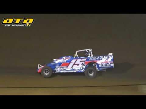 Big Diamond Speedway | Topless Night Modified Highlights | 7/16/21 - dirt track racing video image