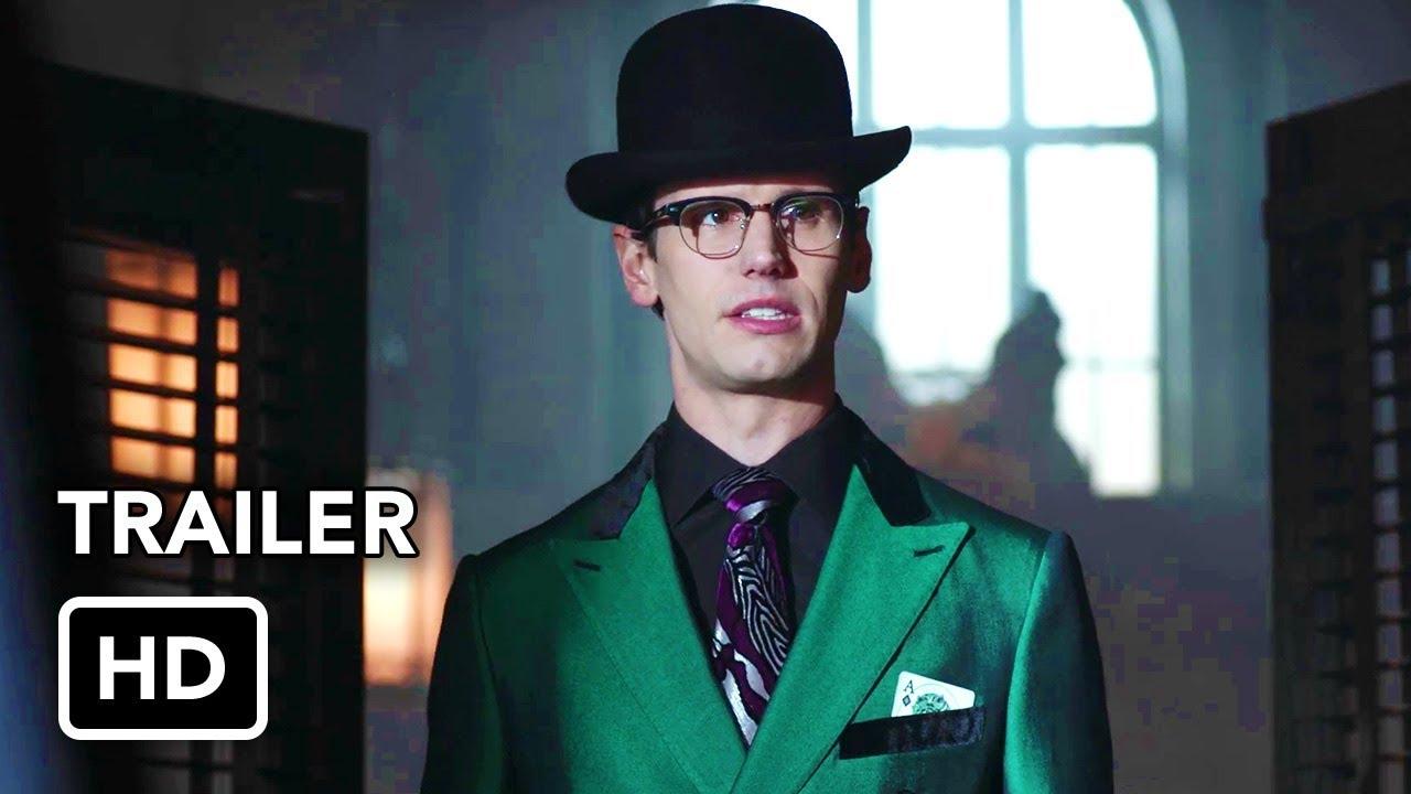 """Gotham Season 5 """"No Man's Land"""" Trailer (HD) Series Finale Thumbnail"""