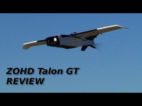 ZOHD Talon Rebel GT FPV RC plane review - UCahqHsTaADV8MMmj2D5i1Vw