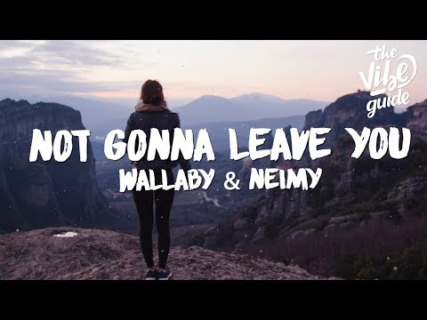 Wallaby & NEIMY - Not Gonna Leave You (Lyrics)