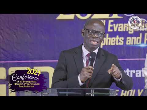 Pastor S.O Oladele qualifying true greatness. Are you great?