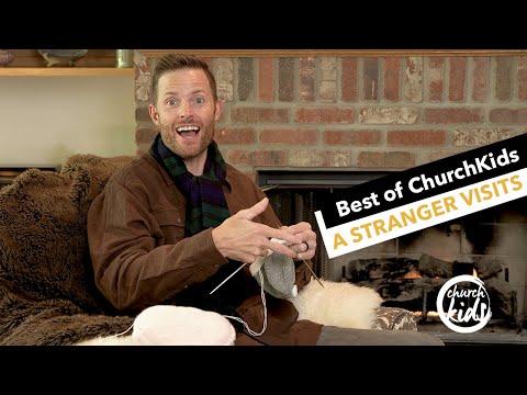 ChurchKids: A Stranger Visits