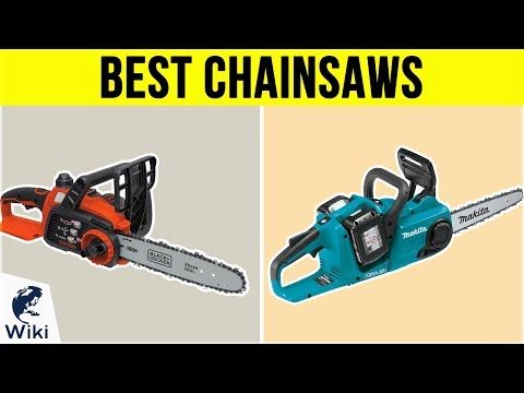 10 Best Chainsaws 2019 - UCXAHpX2xDhmjqtA-ANgsGmw