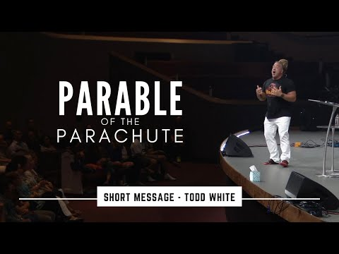Todd White - Parable of the Flight Attendant ( SHORT MESSAGE )