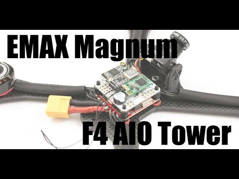 EMAX Magnum F4 Tower Review and Build - UCoS1VkZ9DKNKiz23vtiUFsg