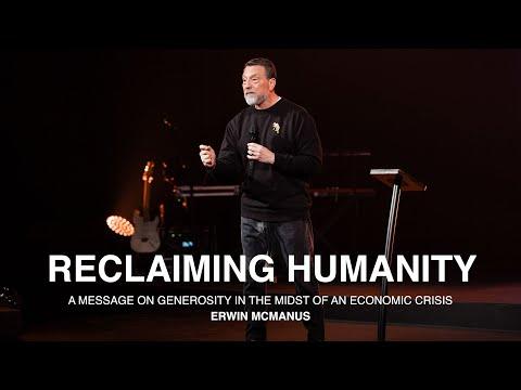 Reclaiming Humanity  Erwin McManus - MOSAIC:ONLINE