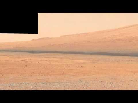 Curiosity Rover's 360-degree Mars View | Video - UCVTomc35agH1SM6kCKzwW_g