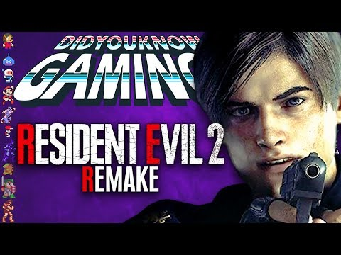 Resident Evil 2 Remake - Did You Know Gaming? Feat. Furst - UCyS4xQE6DK4_p3qXQwJQAyA
