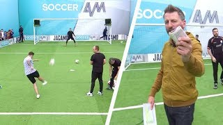 The worst volleys in the history of Soccer AM?! | Sheffield Wednesday fans | Volley Challenge