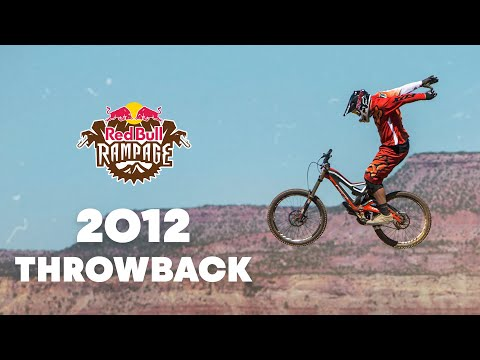 FULL REPLAY: Red Bull Rampage 2012 Throwback