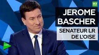 Jérôme Bascher (LR) : «Il y a un problème de considération» des forces de l'ordre