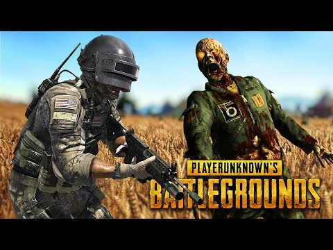 PUBG ZOMBIES w/ ROMAN ATWOOD!! (Player Unknown Battlegrounds Zombies) - UC2wKfjlioOCLP4xQMOWNcgg