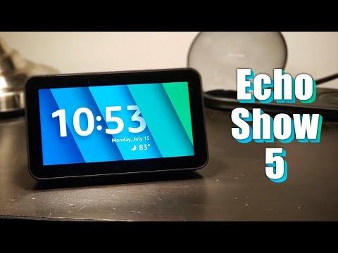 Everything the Amazon Echo Show 5 Can Do - UCjMVmz06abZGVdWjd1mAMnQ