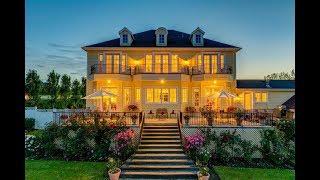 Grand Georgian-Inspired Estate in Ridgefield, Washington | Sotheby's International Realty
