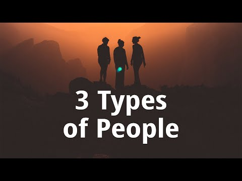 Three Types of People  God Will Make A Way Moments