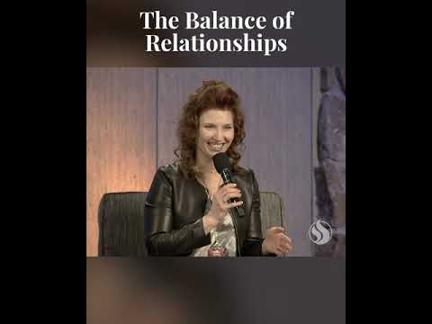 The Balance of Relationships