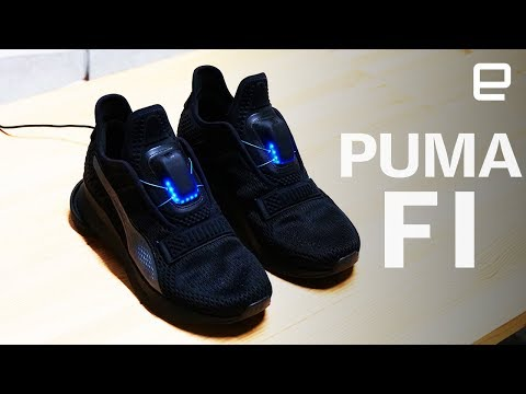 Puma FI Self-Lacing Sneakers Hands-On - UC-6OW5aJYBFM33zXQlBKPNA