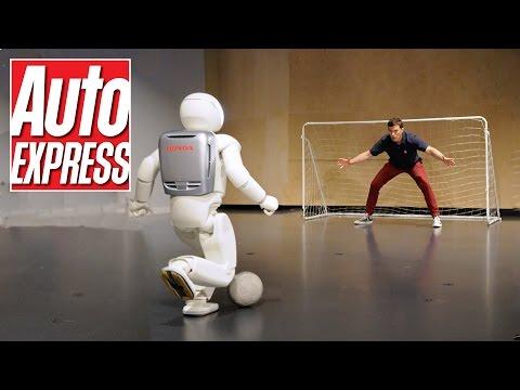Honda's Asimo: the penalty-taking, bar-tending robot - UCYCgq9pdIv95dnjMPFdk_DQ