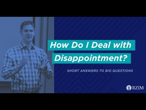 37. How Do I Deal with Disappointment?