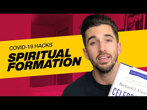 VOUS COVID-19 HACKS  Spiritual Formation with Luke Barry