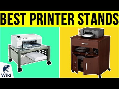 10 Best Printer Stands 2019 - UCXAHpX2xDhmjqtA-ANgsGmw
