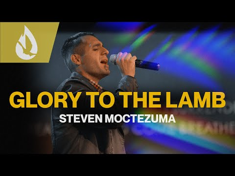 Glory to the Lamb (by Larry Dempsey)  Worship Cover by Steven Moctezuma
