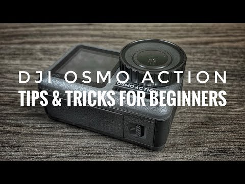 DJI Osmo Action Tips & Tricks for Beginners - UCoKMBuQ8YejlCbNm77ZL8jg